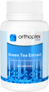 Green tea extract for web