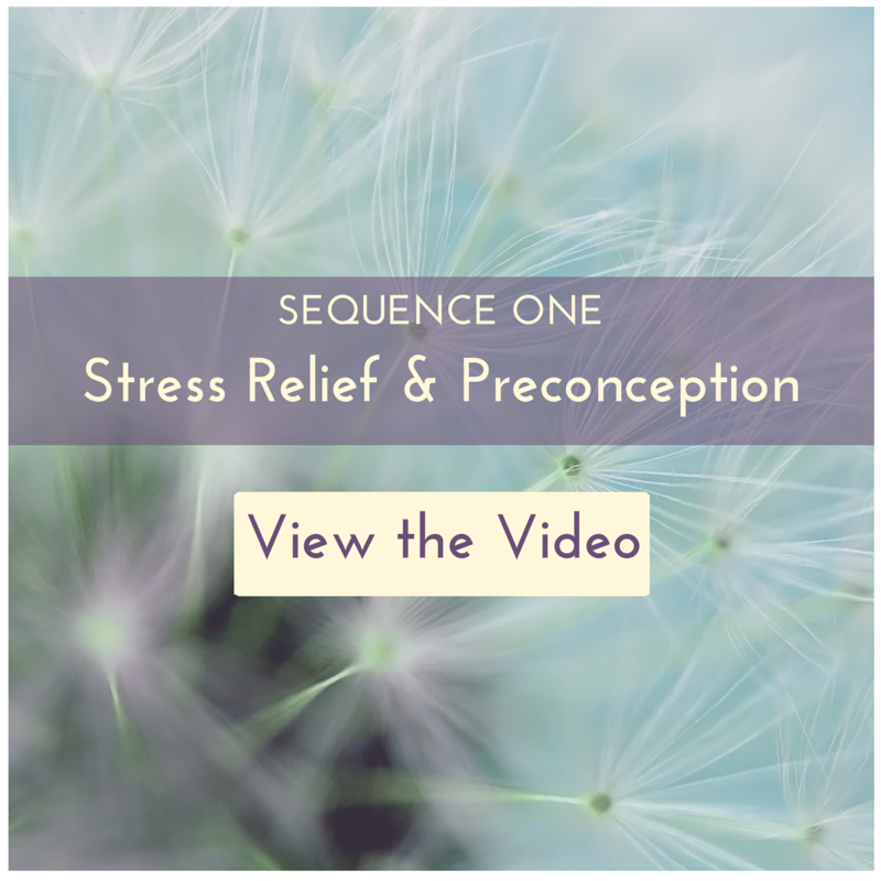 Yoga Sequence One - Stress Relief and Preconception Video