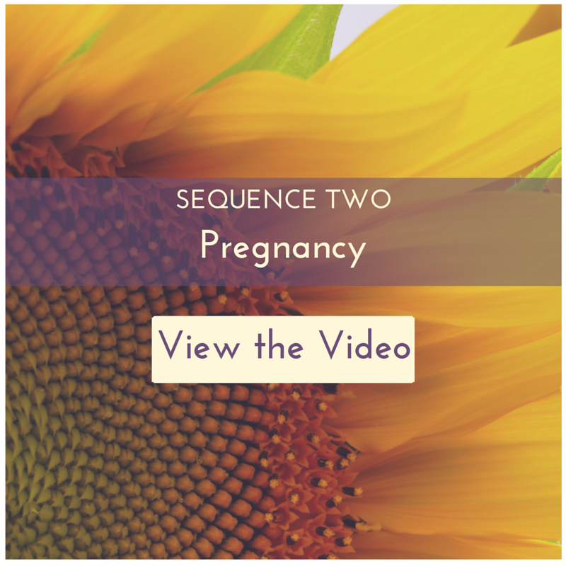 Yoga Sequence Two - Pregnancy Video